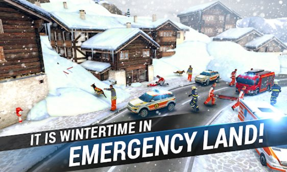 EMERGENCY HQ - free rescue strategy game + MOD