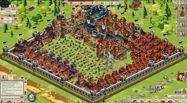 Empire: Four Kingdoms APK Android Free Download