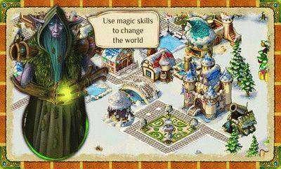 Enchanted Realm MOD APK Android Spiel kostenlos heruntergeladen werden