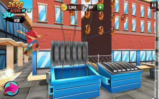Epic Skater MOD APK Android Game Free Download