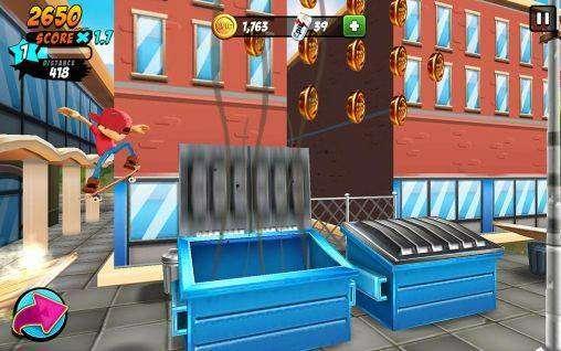 Epische Skater MOD APK Android Spiel kostenlos heruntergeladen werden