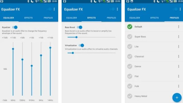 Equalizer FX Pro APK für Android