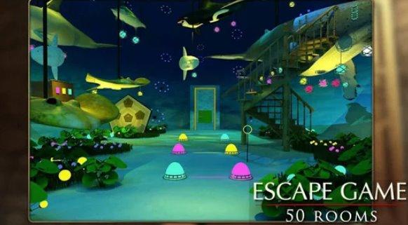 jeu d'évasion 50 chambres 1 APK Android