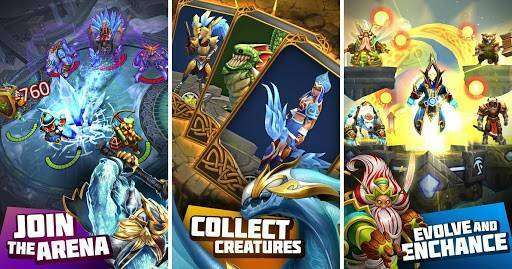 Etherlords (Arena) MOD APK Android Game Free Download