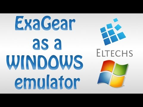 exagear windows emulator app