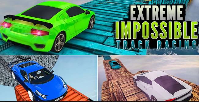 Extreme Impossible Tracks Stunt Unlimited Money MOD APK