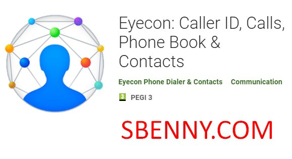 ID chiamante eyecon chiama rubrica e contatti