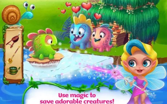 волшебная земля спасение APK Android