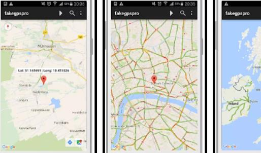 fake gps location pro APK Android
