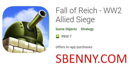 fall of reich ww2  alied siege