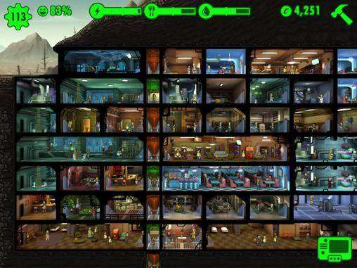 Fallout Shelter MOD APK Android Game Free Download