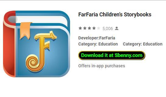 FarFaria Children's Storybooks Premium Subscription MOD APK