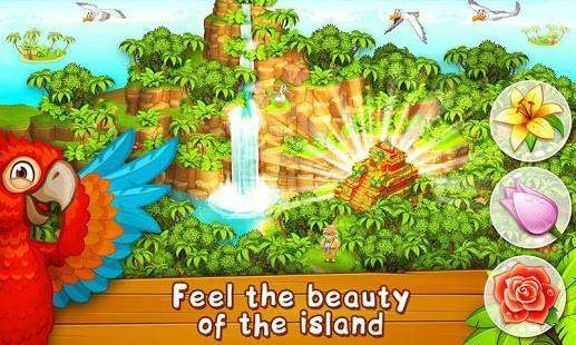 Farm Paradise: Hay Island Bay MOD APK Android Free Download