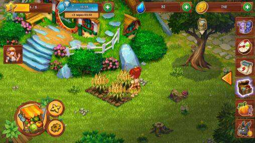 Farmdale MOD APK Android Game Free Download