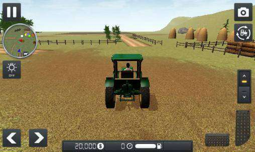 Farmer Sim 2015 MOD APK Android Game Free Download