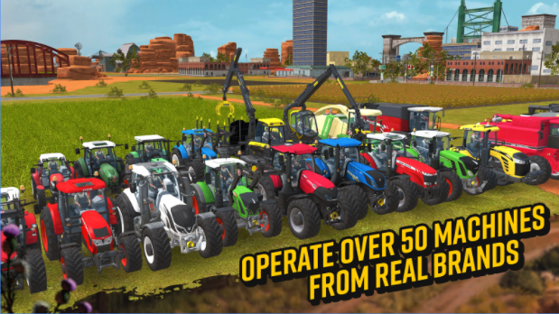 farming Simulator 18 APK Android