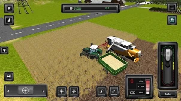 Landwirtschaft Evolution Traktor APK Android