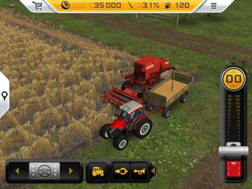 Farming simulator 14 Free Download Android Game