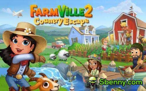FarmVille 2: Pays Évasion
