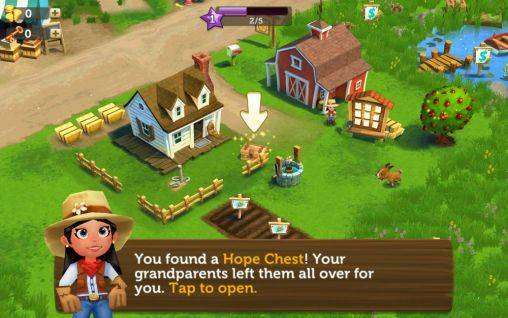 FarmVille 2: Country Escape APK MOD Android Free Download