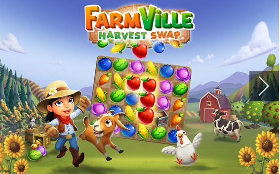 farmville harvest swap