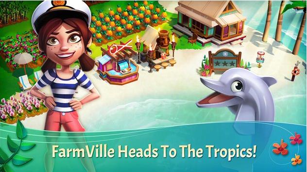 farmville tropic escape APK Android