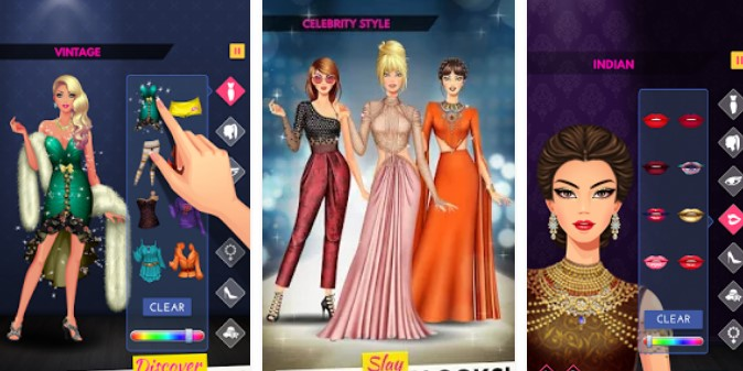 Fashion Diva Dressup Makeup Everything Unlocked Mod Apk