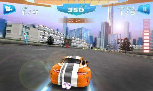 Fast Racing 3D MOD APK Android Game Free Download