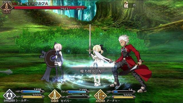 Resultado de imagem para Fate/Grand Order Para android