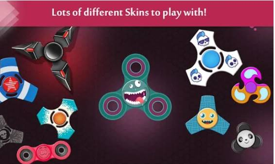 fidget spinner io game APK Android