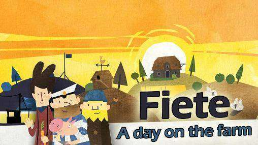 Fiete - A day on the Farm