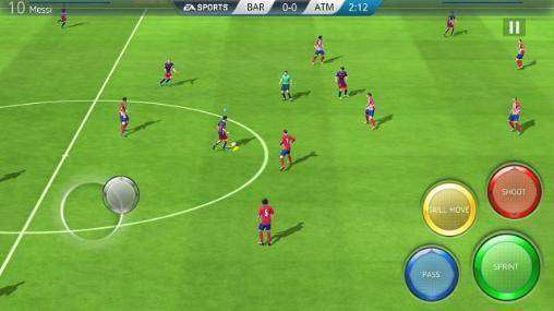 FIFA 16 Ultimate Team APK Android Game Free Download