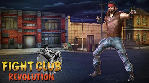 Kampfklubrevolution Gruppe 2 Kampfkampf