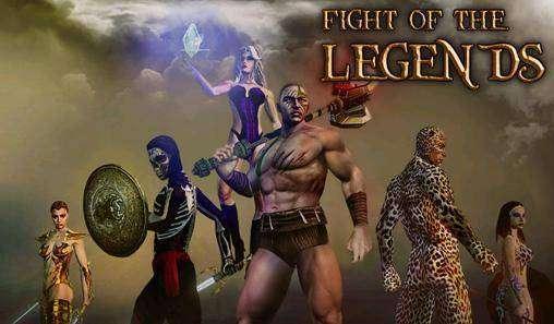 lucha de las leyendas