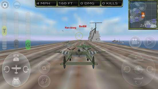 Fighterwing 2 Flight Simulator MOD APK Android Free Download