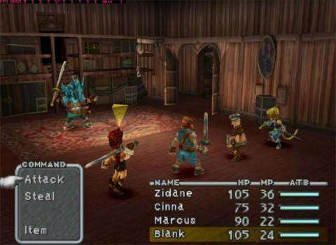 FINAL FANTASY IX for Android MOD APK Android