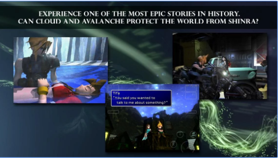 final fantasy vii APK Android