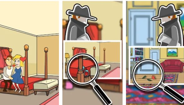 Finden Sie die Unterschiede der Detektiv APK Android