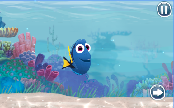 finding dory keep swimming APK Android
