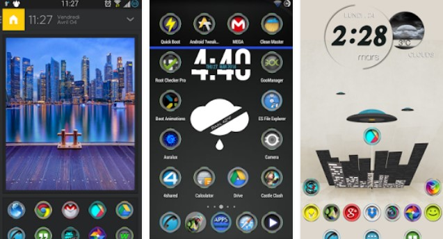 firefly icons pack APK Android