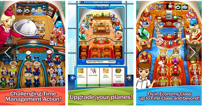 first class flurry hd APK Android