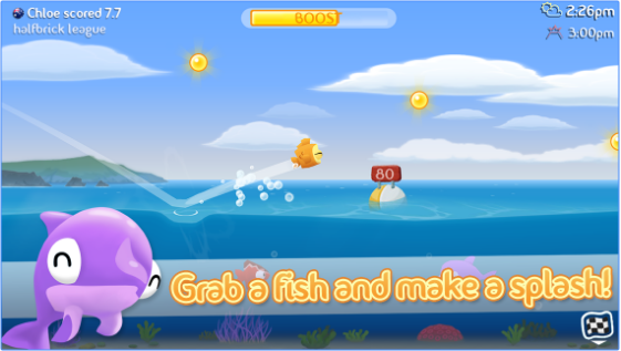 fish out of water APK Android