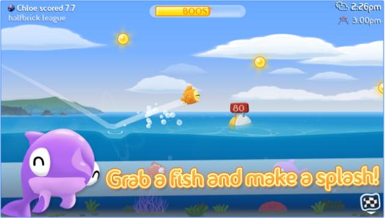 Fisch aus dem Wasser APK Android