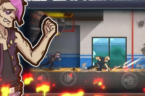 Faust der Wut 2d Kampf Plattformer APK ANdroid