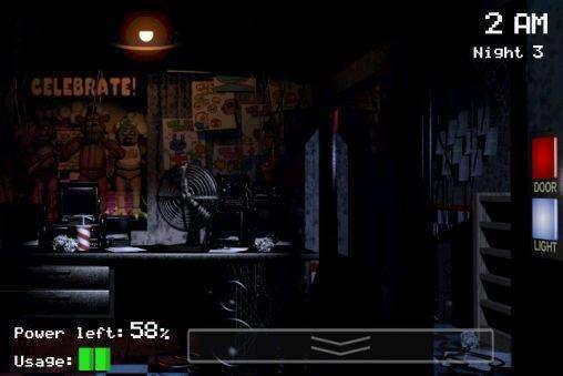 Cinq nuits à Télécharger Gratuit Jeu Android de Freddy
