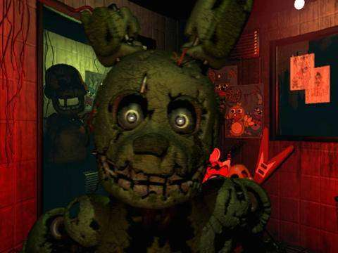 Five Nights at Freddy's 3 APK Android Game Free Download