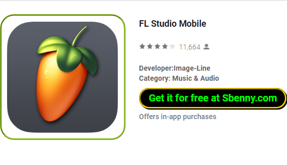 fl studio download for android