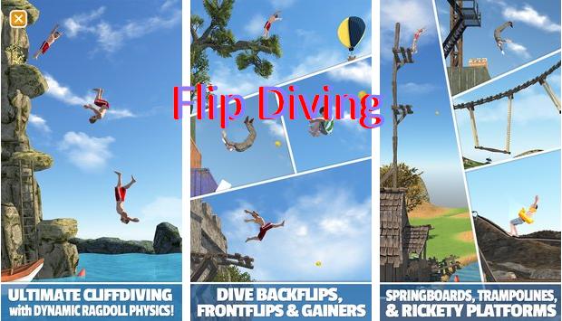 flip diving mod free download