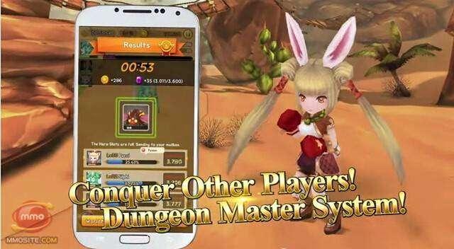 Flyff All Stars APK MOD Android Spiel kostenlos heruntergeladen werden