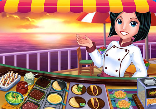 food court fever hamburger 3 APK Android